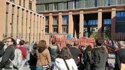 À Toulouse, des profs