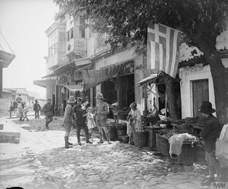Η Ελλάδα στη Μικρά