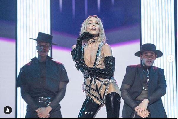 Eurovision: Σείστηκε το στάδιο με την πρόβα της Τάμτα για τις