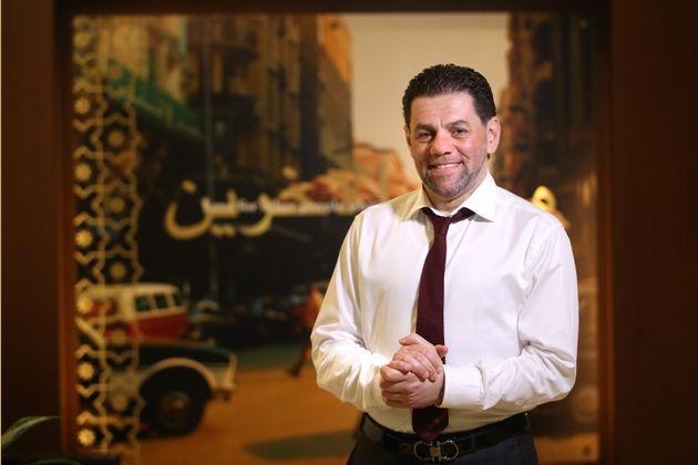 Mohamad Fakih, PDG de Paramount Fine Foods, dans son bureau de Toronto, le 16 mai