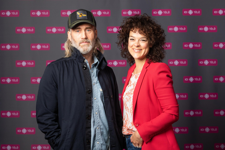 «Toute la vie»: Hélène Bourgeois-Leclerc et Roy Dupuis au chevet de mères