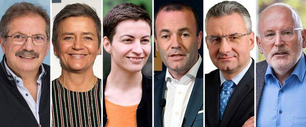 Estos seis líderes mandan sobre 508 millones de personas y tú no te sabes ni su
