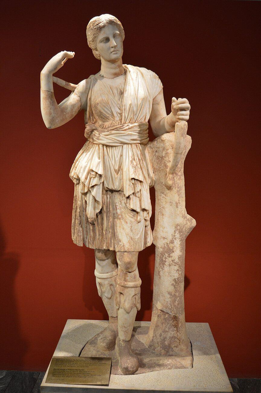Η έκθεση «Treasures of Ancient Greece. Life, Myth and Heroes» στις