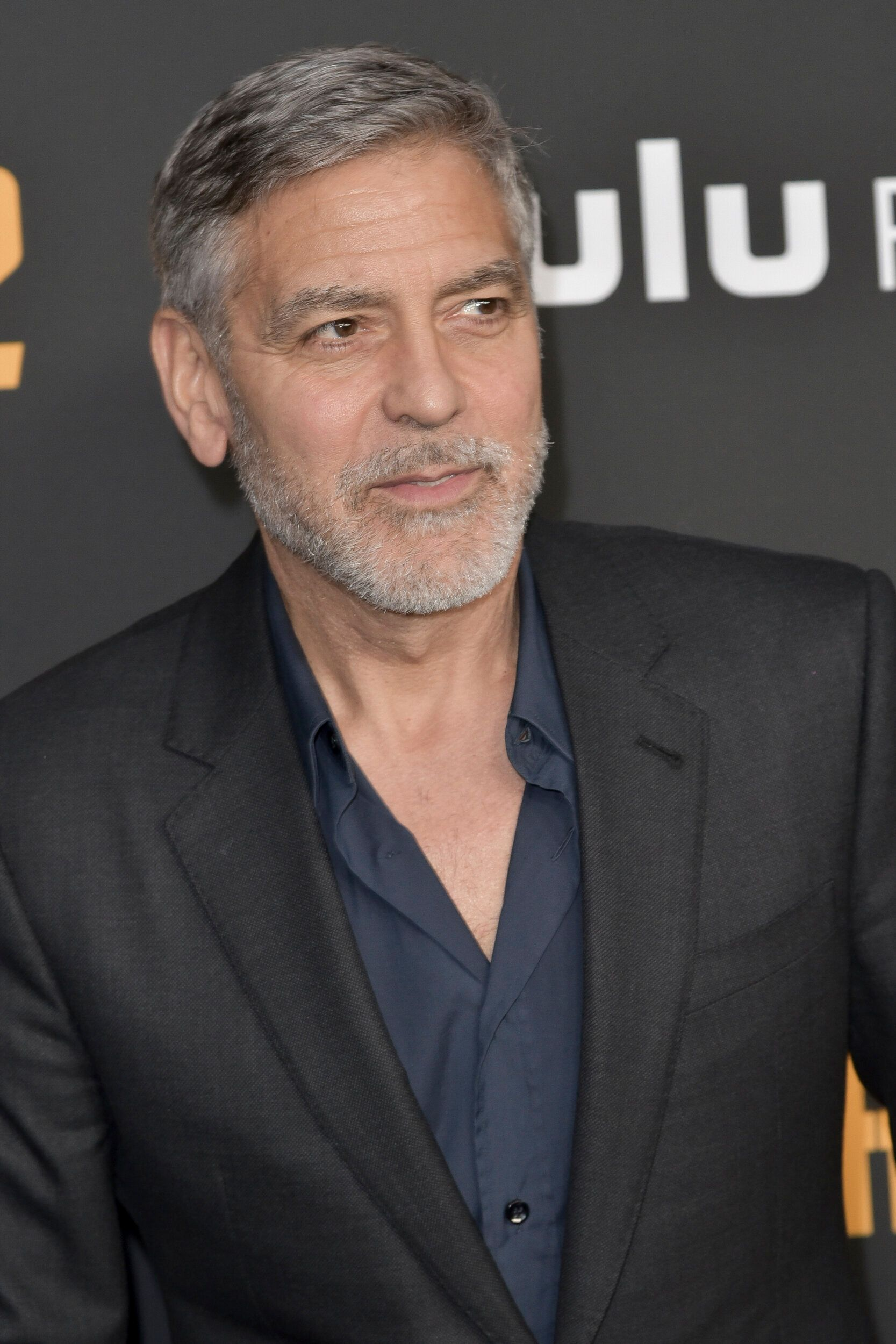 "George Clooney attends Hulu's ""Catch-22"" FYC event at the Television Academy on Wednesday, May 8, 2019, in Los Angeles. (Photo by Richard Shotwell/Invision/AP)"