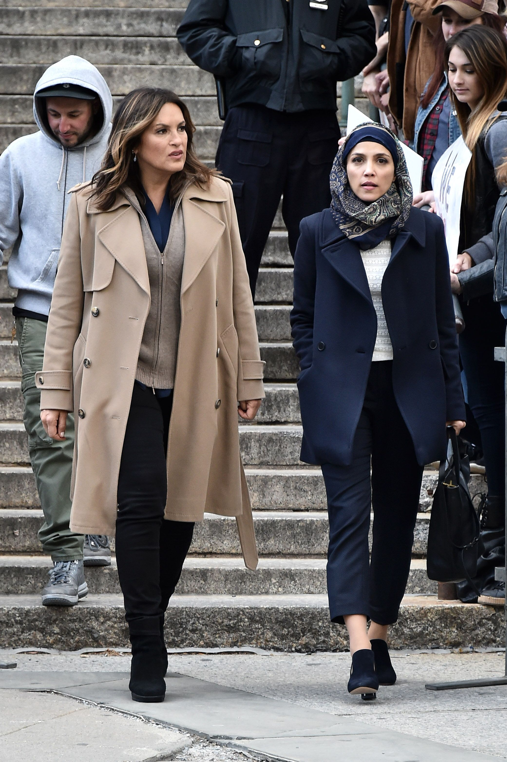 Muslim Group Calls Out 'Law & Order: SVU' For Episode 'Enflaming