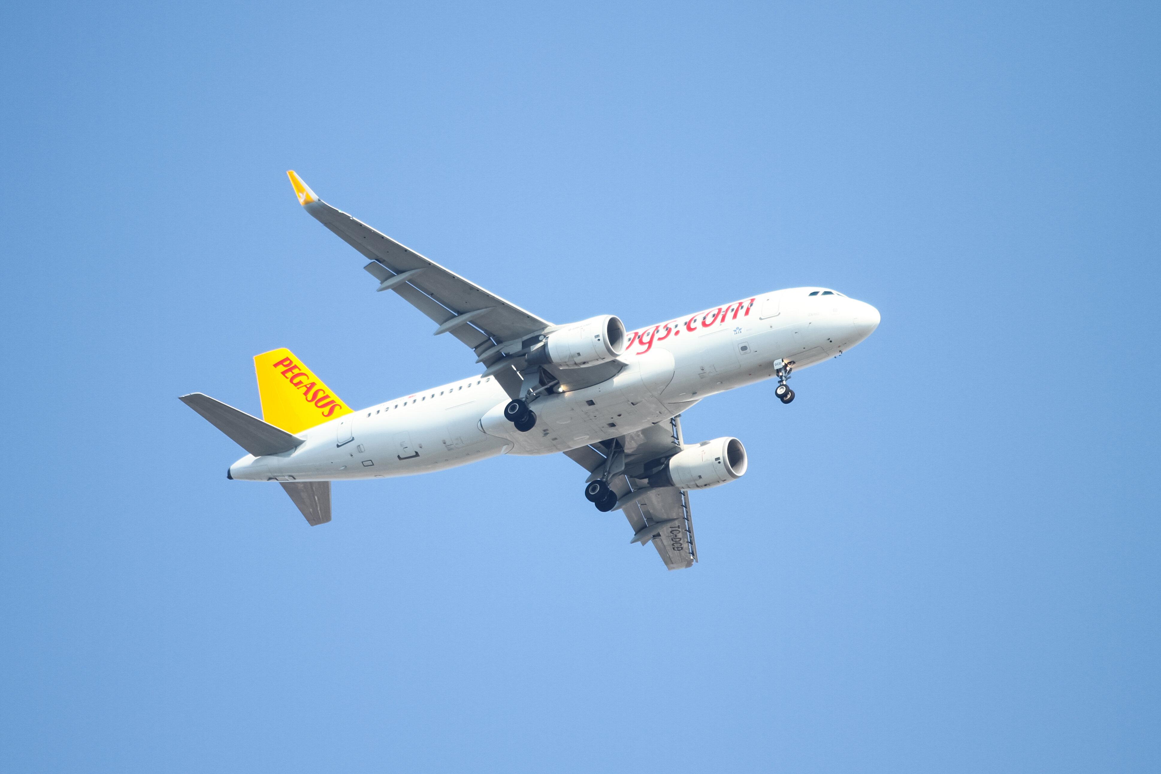 La compagnie Pegasus Airlines lance une ligne