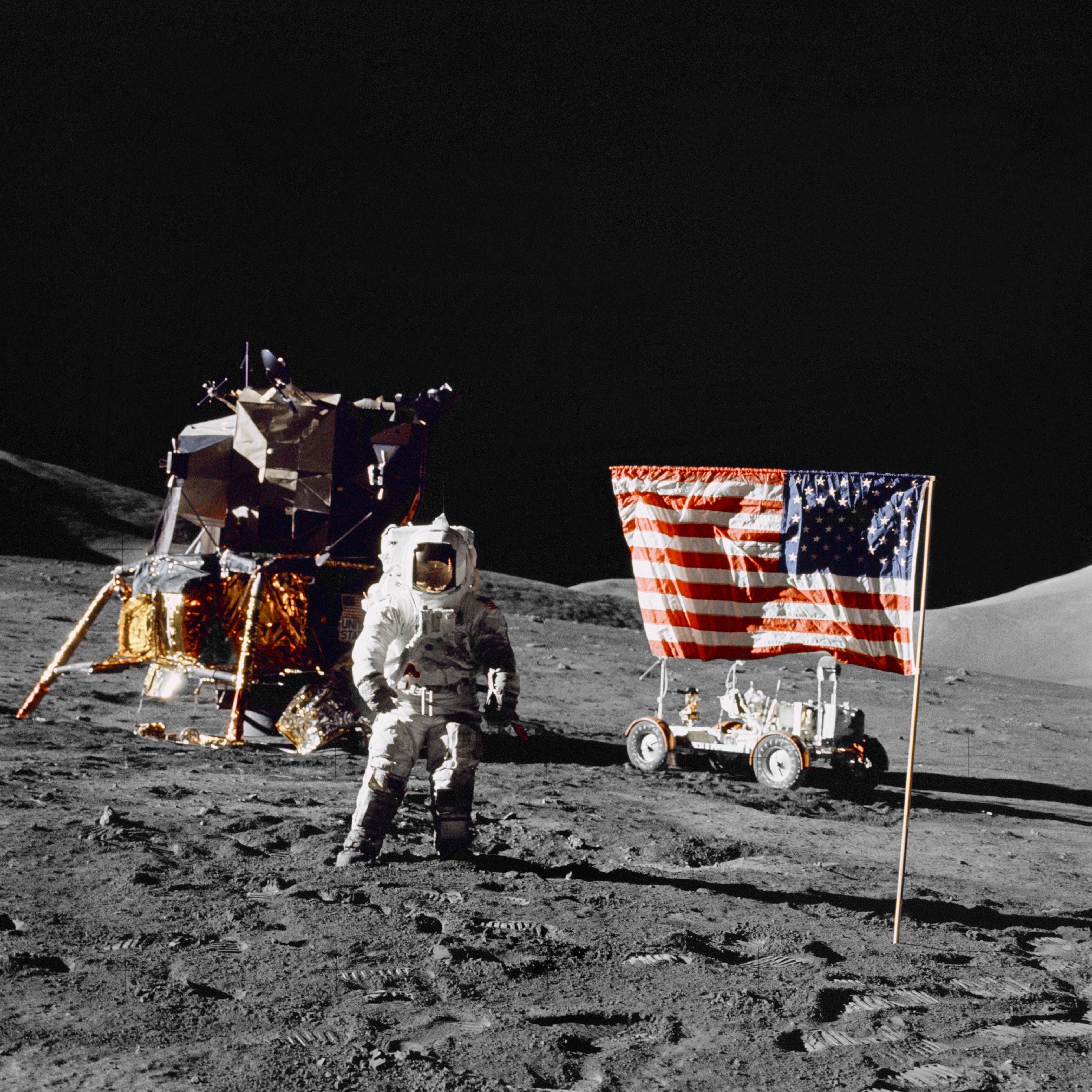 La NASA veut envoyer une femme sur la Lune avec sa mission