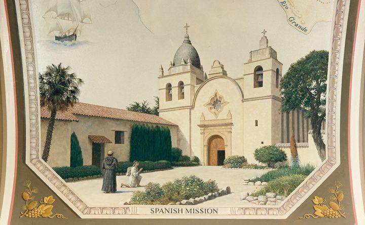 """""""Spanish Mission."""""""