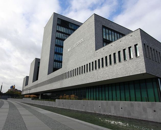 Cuartel general de Europol, en La Haya