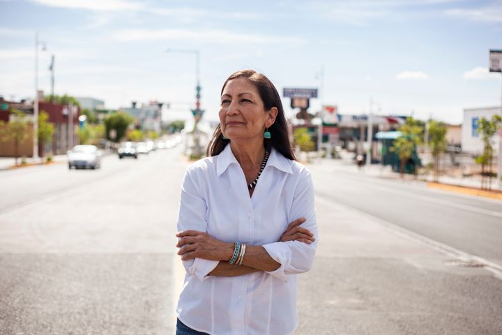 Rep. Deb Haaland (D-N.M.), one of just two Native American congresswomen in history, said it's time to update the way Native