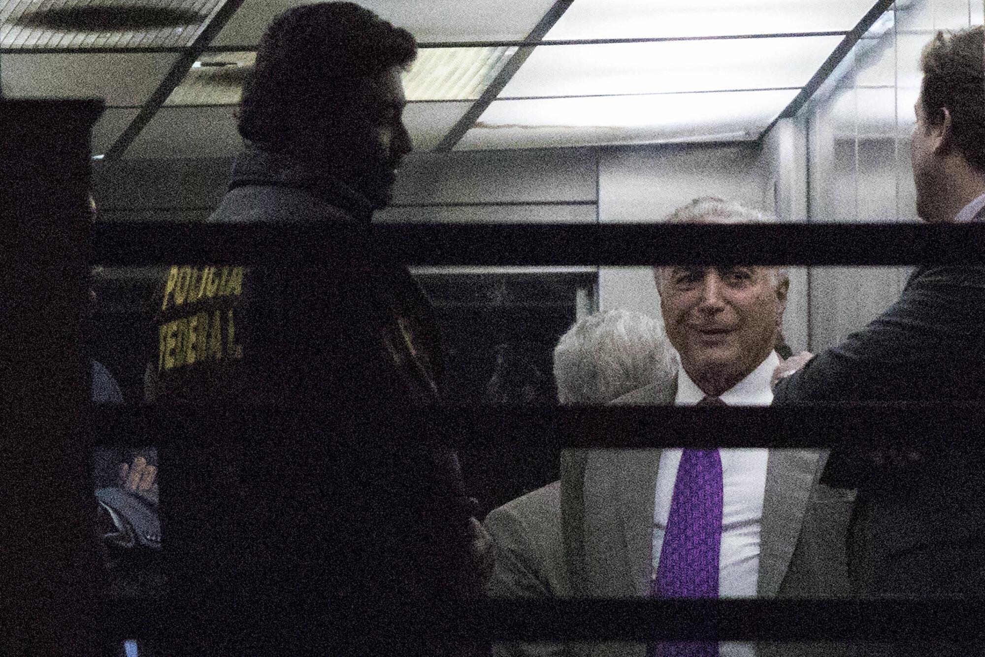 STJ decide soltar o ex-presidente Michel Temer e seu amigo, coronel
