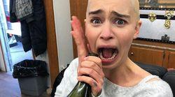 """""""Game of Thrones"""" saison 8 épisode 5: Emilia Clarke a eu du mal à s'en"""