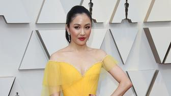 HOLLYWOOD, CA - FEBRUARY 24: Constance Wu attends the 91st Annual Academy Awards at Hollywood and Highland on February 24, 2019 in Hollywood, California. (Photo by Dan MacMedan/Getty Images)