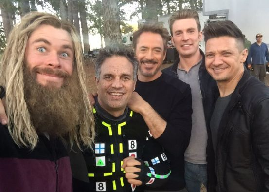 avengers-endgame-behind-the-scene-videos- pics