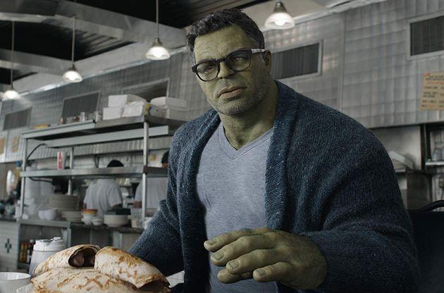 E você não precisa da ajuda do Hulk inteligente para sacar todos esses