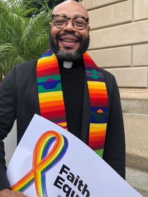 Rev. Michael J. Crumpler is a queer Unitarian-Universalist Christian minister.