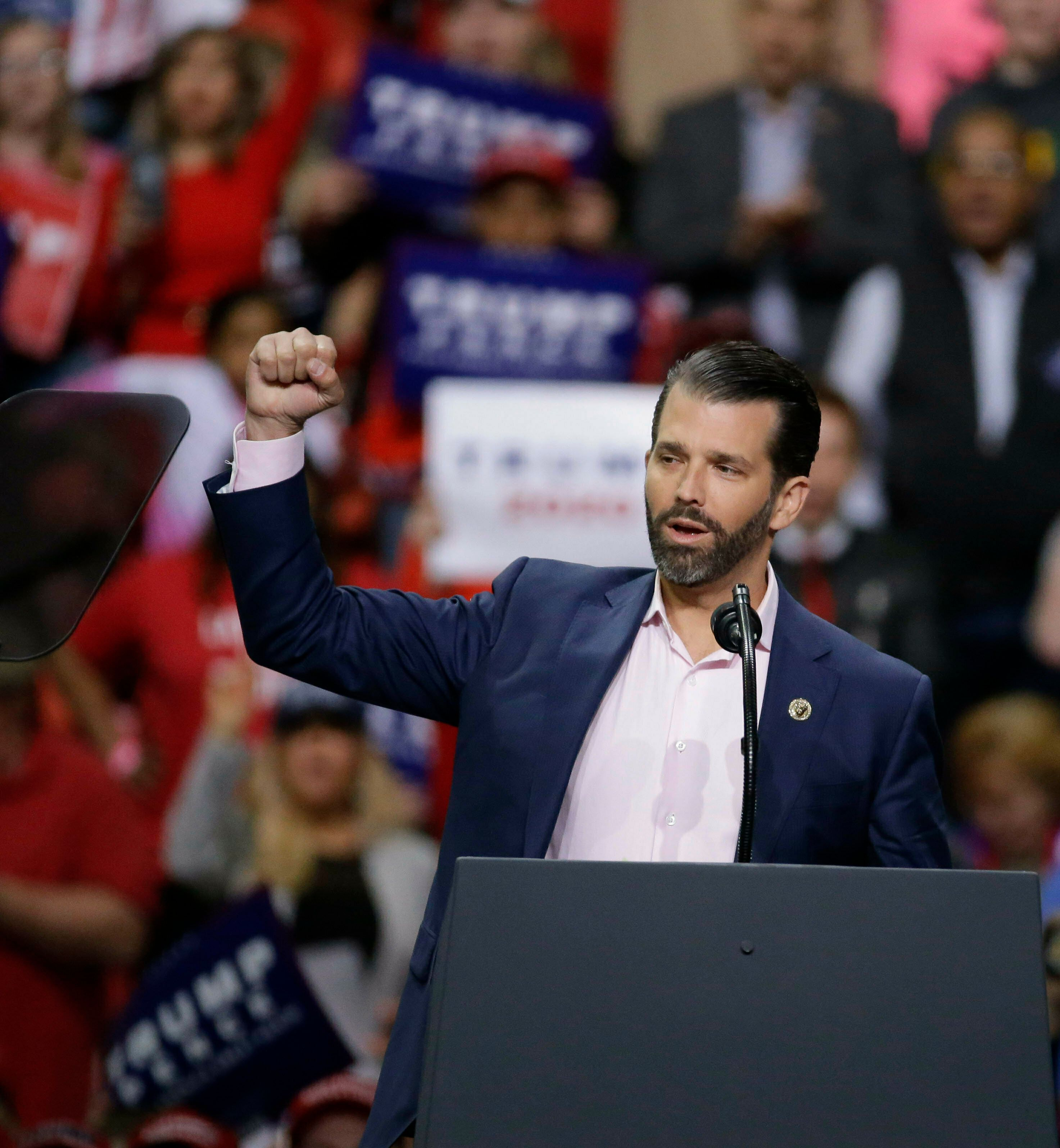 Donald Trump Jr. Agrees To Comply With Senate Subpoena
