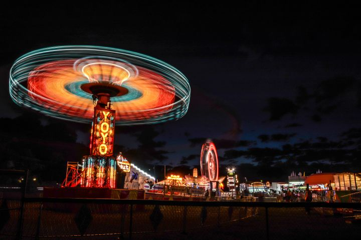 Authorities have said that James Michael Wright met his victims while working for a traveling carnival company. His youn