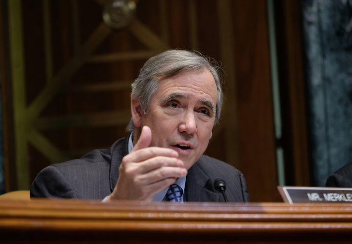 Sen. Jeff Merkley (D-Ore.) first introduced the zero-emission vehicle bill last year.
