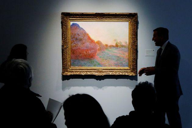 Un tableau de Monet vendu 110,7 millions de