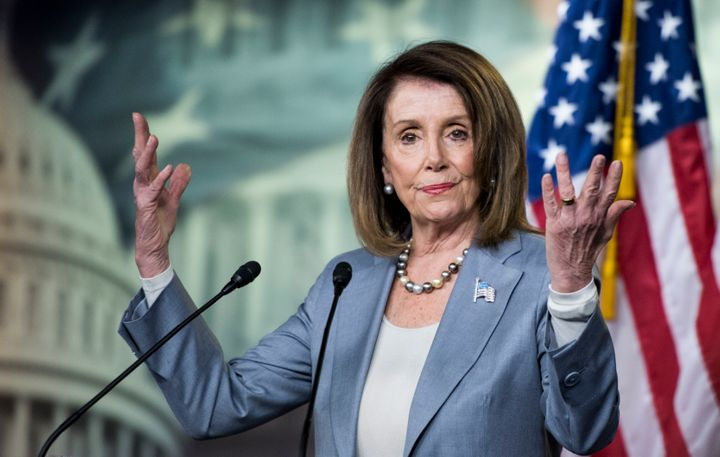 House Speaker Nancy Pelosi said last week that she would leave it up to her committee chairs whether to hold contempt votes o