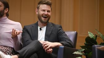 """WASHINGTON, DC - APRIL 03: Bobby Berk of """"Queer Eye"""" at The Library of Congress on April 03, 2019 in Washington, DC. (Photo by Shannon Finney/Getty Images for Netflix)"""