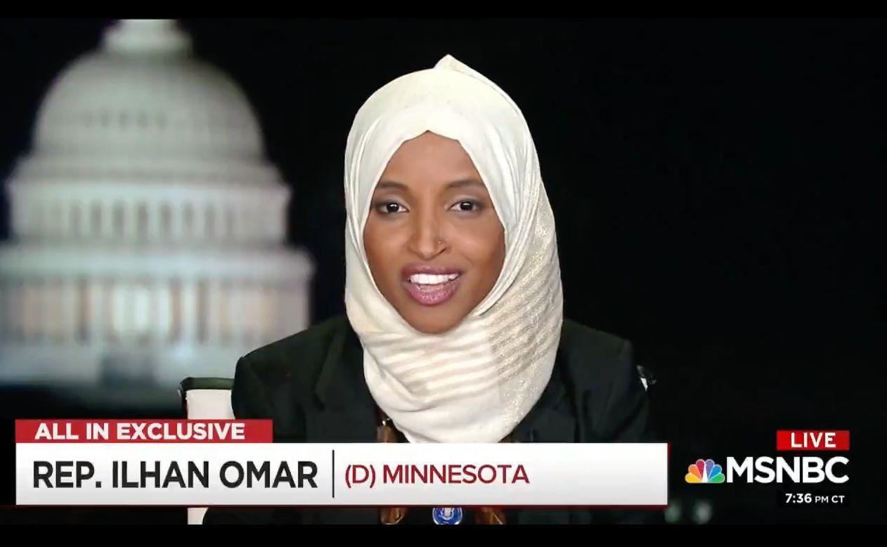 Ilhan Omar Says Attacks On Her And Rashida Tlaib Are 'Designed To Silence' Muslim