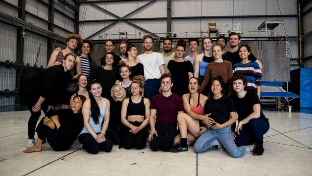 Le spectacle des finissants de l'École nationale de cirque s'inspirera des séries