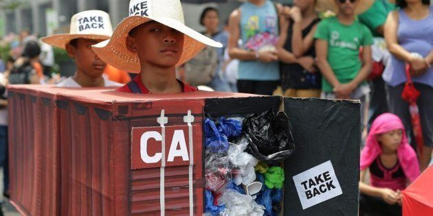 Canada has made a formal offer to the Philippines to have more than six dozen containers of Canadian...