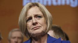 Notley Wants Special Prosecutor On RCMP Probe Of Kenney's UCP Leadership