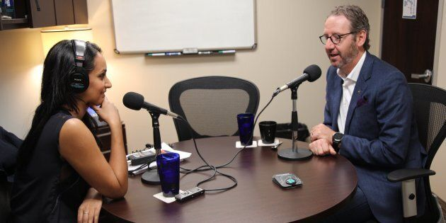 Gerald Butts sits down with Althia Raj, HuffPost Canada's Ottawa bureau chief and