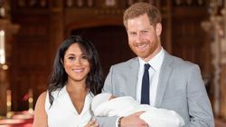 Presenting Baby Sussex! Peep These 1st Photos Of The Littlest