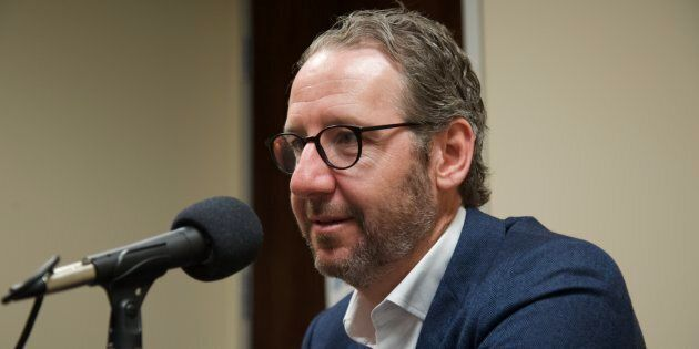 Gerald Butts speaks to HuffPost Canada's