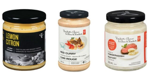 President's Choice recalled several of their sauces for potentially containing glass