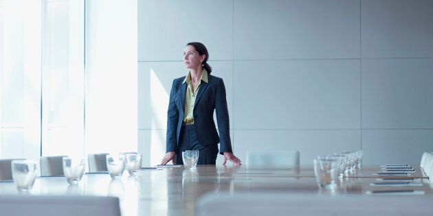 Nearly 57 per cent of Canada's director boards have no women, according to Statistics Canada.
