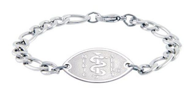 MedicAlert bracelets are made by MedicAlert Foundation Canada. Patients can design a custom care plan...