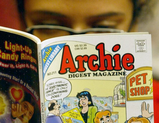 Archie comics are exceedingly