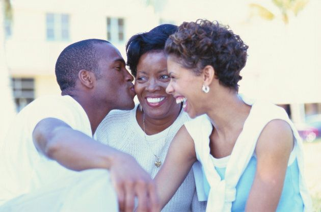 Getting to know your mother-in-law is a great way to connect with your spouse.