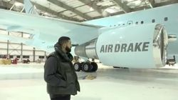 Drake Is Proud Papi Of His Very Own Jet
