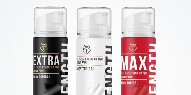 The Toronto Wolfpack are releasing a whole roster of cannabidiol products which includes 'Rugby Strength'...