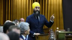 NDP Pledges To Cut Canada's Emissions Nearly In Half Over Next