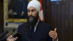 Jagmeet Singh Appears To Be Walking Back Support Of Major LNG