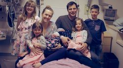 Alberta Pair Welcomes 3rd Set Of Twins, Say They 'Just Keep On