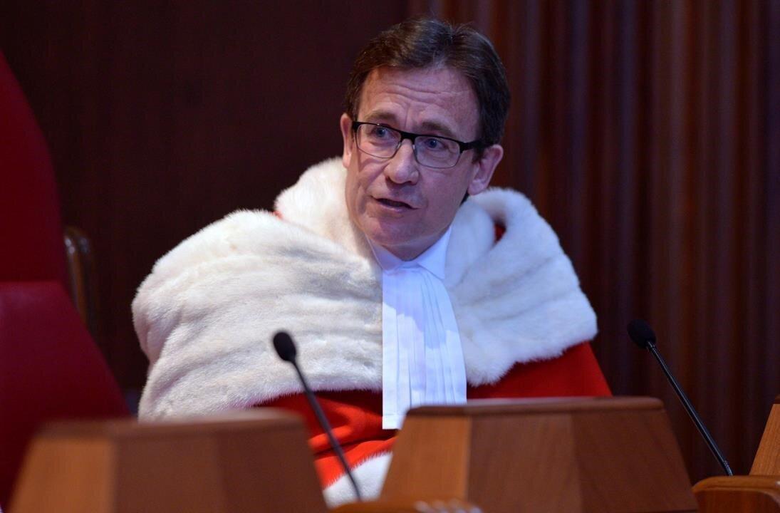 Supreme Court Judge Who Went Missing Said He Had A Panic