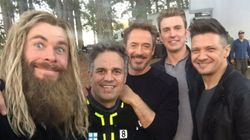 The 'Avengers: Endgame' Crew Went Bonkers Posting Behind-The-Scene Videos And