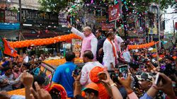 What Happened At Amit Shah's Kolkata