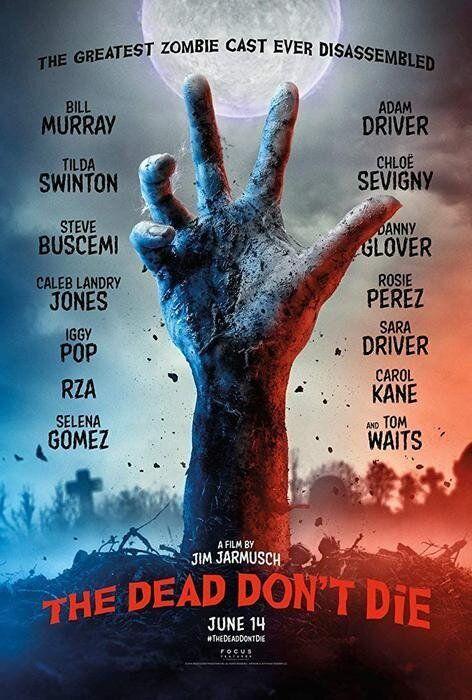 Gli zombie politici di Jarmusch aprono Cannes, ma