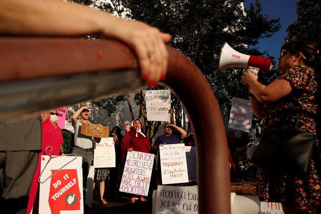 In Alabama ora abortire è quasi