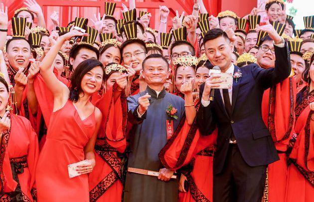Jack Ma ai dipendenti Alibaba: