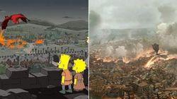 I Simpson hanno previsto (con due anni d'anticipo) una scena di Game of Thrones